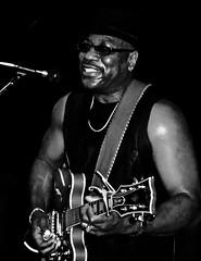 Muddy's son .. Watch: (Shein Die) Tags: muddywaters bigbillmorganfield bw blackandwhite guitar blues monochrome