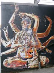 Back of 2341 Main Street (Mariko Ishikawa) Tags: canada britishcolumbia vancouver mountpleasant mural art streetart publicart