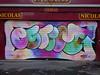 Estim sur rideau métallique (Archi & Philou) Tags: streetart paris10 rideaumétallique shutter magasin nicolas fermé closedshop