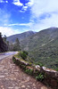 On a curve (bhanuprakash.in) Tags: road avalanche lake ooty nilgiris tamil nadu roadtrip lookingup mountains curve blue sky clouds tourism