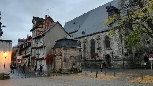 Goetzsches Mausoleum Quedlinburg
