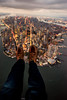 The Money Shot (Terry Moran Photography) Tags: new york city ny nyc big apple nikon d810 nikkor usa flynyon manhattan helicopter birds eye view sky skyline landscape cityscape structures