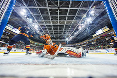 """Kansas City Mavericks vs. Colorado Eagles, December 16, 2017, Silverstein Eye Centers Arena, Independence, Missouri.  Photo: © John Howe / Howe Creative Photography, all rights reserved 2017. • <a style=""""font-size:0.8em;"""" href=""""http://www.flickr.com/photos/134016632@N02/38255742395/"""" target=""""_blank"""">View on Flickr</a>"""
