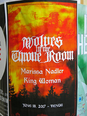 Wolves in the Throne Room (knightbefore_99) Tags: wolves throne room venue granville show live gig black metal rock cool usa band olympia washington best loud kingwoman marissa nadler