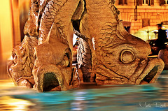 MARTA ROTELLI (rotelli.marta) Tags: outside fountain roma tritons history piazzabarberini
