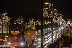Lucia in Borgå (aixcracker) Tags: lucia borgå porvoo finland suomi suomi100 finland100 kväll ilta evening december joulukuu iso6400 nikond800 snow snö lumi rain regn sade old town gamla stan vanhakaupunki light ljus valo christmaslights jouluvalot julljus