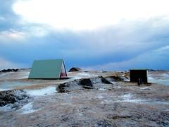 Við Fljótsbotn (skolavellir12) Tags: house iceland kirkjubæjarklaustur skaftá lake fjjótsbotn