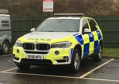 BCH Road Policing - OY16 KFU (999 Response) Tags: bch road policing oy16kfu hertfordshire police bmw dunstable