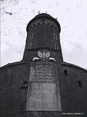 Old photo - Poland, Kolobrzeg (dariusz_lipinski) Tags: blackandwhite bw oldphoto europe poland architecture dariuszlipińskiwałbrzych