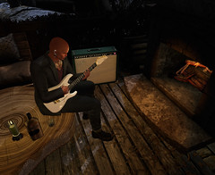 WARM REGARDS_005 EJF (Cannon69) Tags: model music guitar amp relaxing chilling whiskey loud