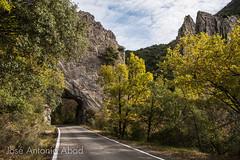 Túneles de Biniés, Huesca (Jose Antonio Abad) Tags: joséantonioabad paisaje veral aragón valledeansó carreteras naturaleza pública españa biniés huesca jacetania lajacetania es