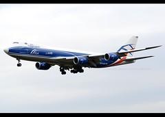 Boeing | 747-83Q/F | CargoLogicAir | G-CLAB | Frankfurt/Main | FRA | EDDF (Christian Junker | Photography) Tags: nikon nikkor d800 d800e dslr 70200mm aero plane aircraft boeing b74783qf b7478f b747800f b7478 b748f b747f b74f b74n b747 b748 b747800 cargologicair firebird p3 clu p3583 clu583 firebird583 gclab cargo freighter heavy widebody jumbo arrival landing 25l airline airport aviation planespotting 60119 1520 601191520 frankfurtinternationalairport rheinmain rheinmaininternationalairport fra eddf fraport frankfurt frankfurtmain hessen hesse germany europe spotterpointa5 ellisroad christianjunker flickraward flickrtravelaward worldtrekker superflickers zensational