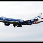 B747-83Q/F | CargoLogicAir | G-CLAB | FRA thumbnail