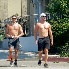 IMG_0776 (danimaniacs) Tags: hot sexy man guy shirtless hunk street