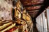 Wat Suthat's Buddha (Lцdо\/іс) Tags: wat suthat bangkok thailande thailand thailandia travel lцdоіс voyage historic history buddha buddhisme vacance city temple gold or monk typique