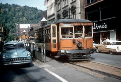 Johnstown Traction Company 311 (jsmatlak) Tags: streetcar trolley tram johnstown pennsylvania electric railway wason