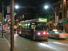 20160930 26 TTC Streetcar, King & Church Sts. (davidwilson1949) Tags: ttc streetcar transit toronto ontario