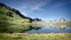 Melchsee reflections (Switzerland) (armxesde) Tags: pentax ricoh k3 schweiz switzerland alpen alps mountain berg see lake water wasser reflection spiegelung melchsee