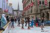 IJspret in Gouda (Fotografie, Gouda) Tags: gouda ijsbaan ijspret schaatsen nederland holland nl thenetherlands plezier stadsfotografie stadhuis oldtownhall stadhuisgouda ijs kinderen children rinuslasschuyt lasschuyt nikon nikond750 winter skating cityscape