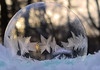 Tis the season (Melanie Bradley) Tags: frozen bubble winter cold macro