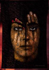 jewelry faces mask (juapero) Tags: juapero sade numa grancanaria canaryisland islascanarias