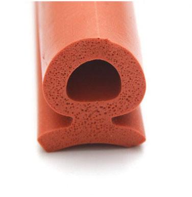 Silicone Extrusion Profiles 3