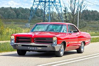 Pontiac Catalina Hardtop Coupé 1966 (2689)