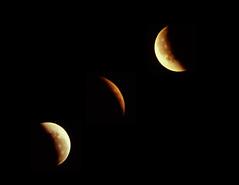 Lunar eclipse 27-9-1996 (powerfocusfotografie) Tags: eclipse lunareclipse moon night lunareclipse1996 lunareclipse2791996 nightshot phenomenon nature outdoors diapositive sky nightsky mooneclipse henk powerfocusfotografie
