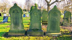 Cemetery Farnley (Mark.Stevenson) Tags: cemetery tongroad farnley 1860