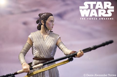Rey - Star Wars The Force Awakens (VISION TORRES) Tags: hasbro rey starwars theforceawakens toy actionfigure juguete collection collectable collectibles disney