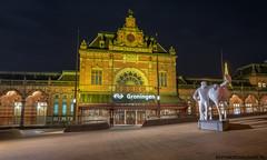 Centraal Station Groningen