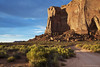 Late Day Sun on Monument Valley (Ray Chiarello) Tags: monumentvalley arizona navajoreservation desert southwest canon5dmarkiii canonef2470mmf28liiusm landscape rock butte