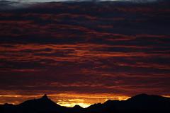Sunset 12 31 17 #03 (Az Skies Photography) Tags: december 31 2017 december312017 12311712312017 new years eve newyearseve sky rio rico arizona az riorico rioricoaz arizonasky canon eos 80d canoneos80d eos80d canon80d sun set sunset dusk twilight nightfall cloud clouds skyline skyscape arizonasunset arizonaskyline arizonaskyscape newyearsevesunset final last finalsunset2017 red orange yellow gold golden salmon black