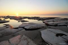 Sunset on Sirmione (IVAN 63) Tags: landschaften lake gardasee gardalake water beach sirmione lagodigarda