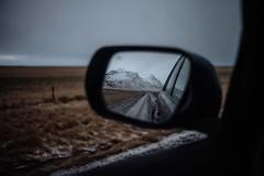 Vik, Iceland (Chris Kreymborg) Tags: travel wanderlust adventure hiking roadtrip nature landscape winter mountains road street iceland vik outdoors bokeh dof depthoffield sony a7ii sonyalpha sonya7ii alpha7ii rokkor 35mm rokkor35 december