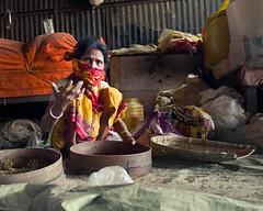 Kolkata market (Time to try) Tags: leicaq leica portrait india kolkata