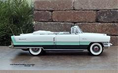 1955 Packard Caribbean Convertible (JCarnutz) Tags: 124scale diecast franklinmint 1955 packard caribbean