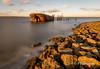 Decaying Barge . (Paul Babington Photography) Tags: barge decaying riversidecountrypark kent landscape longexposure hoyapronod 10stop nikon strippedbare