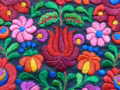 Centre detail_0115 (Steven Czitronyi) Tags: pillowcase cushion cover