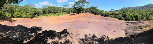 7 Coloured Earths