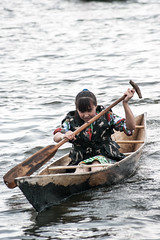 Oblas-45 (Polina K Petrenko) Tags: river boat khanty localpeople nation nationalsport nature siberia surgut tradition traditionalsport