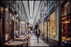 Passage Verdeau * Paris (sistereden2) Tags: leicaq