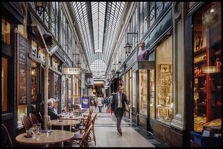 Passage Verdeau * Paris