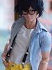 Hipster Boy (Human Beans) Tags: bjd abjd bimong narin narin65 lighttan glasses hipster