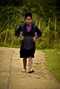 The Hmong woman (Jecika381) Tags: sapa vietnam hmong traditional dress portrait