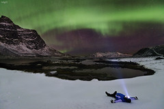 Moments (valero28) Tags: northen lights sergiovalero aurora boreal nocturna norway cielo landscape paisaje