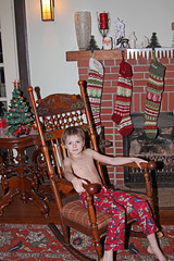 christmasrockercarson (babyfella2007) Tags: christmas 2017 oak antique child boy young carson grant jason taylor mantle fireplace piece brick victorian stick ball rocking chair golden marble top table parlor tree niloak vase lego aesthetic movement rug old vintage house interior