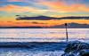 Needles Sunrise December 28 (nicklucas2) Tags: needles seaside sea isleofwight seascape sunrise lighthouse