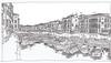 Italy, Venice, Fondamenta Riva Olio (pirlouit72) Tags: italie italy venise venice sketch drawing dessin croquis urbansketch urbansketcher urbansketchers carnetdevoyage unesco