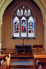 The Knave (Geoff Henson) Tags: glass stained alter church nativity pews arch religion christianity